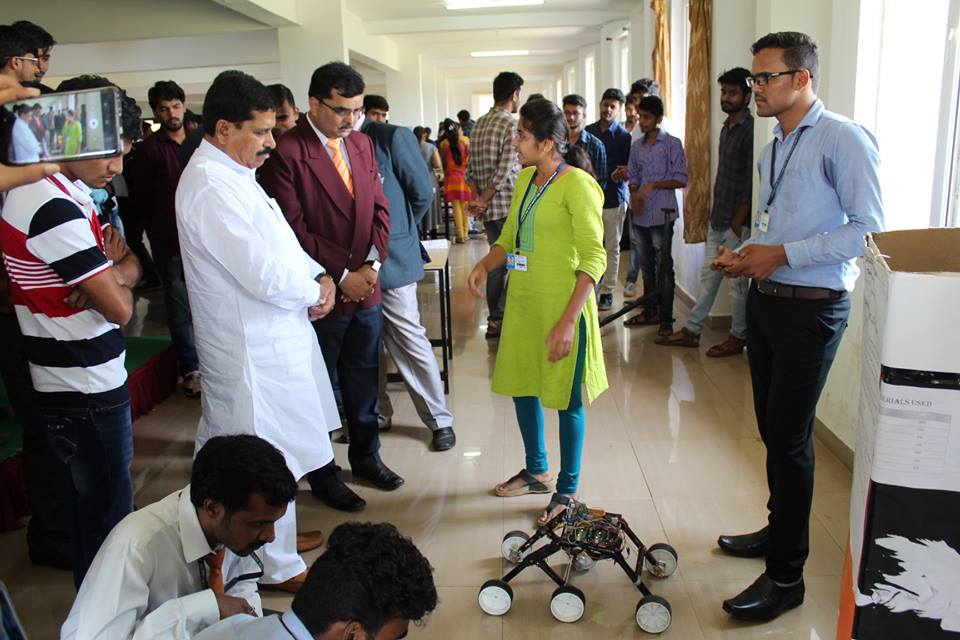 Robots & Projects Exhibition