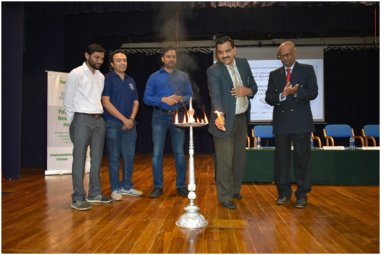 Workshop on 3D Printing Technology in Association with FUEL
