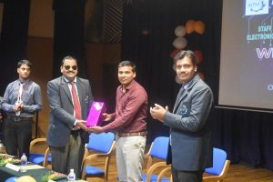Inauguration of Association of Electronics and Communication Engineering Department