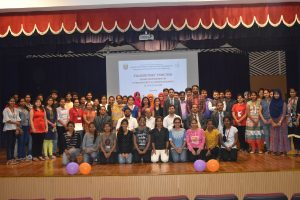 """Valedictory of Two Days Student Development Programme """"Cyber Security"""" and Career Guidance on Cyber Security"""