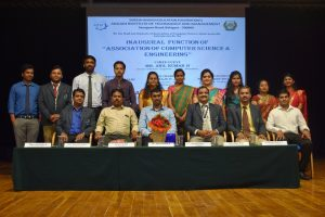 Inauguration of Association of Computer Engineers 2019