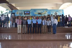 Indian Air Force Team Visit to AITM