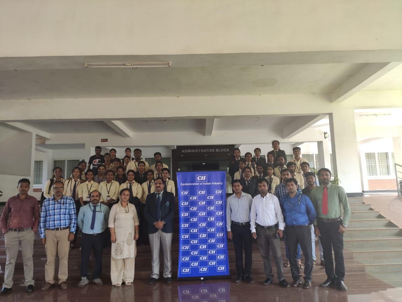 Confederation of Indian Industry (CII) Institute Visit Program