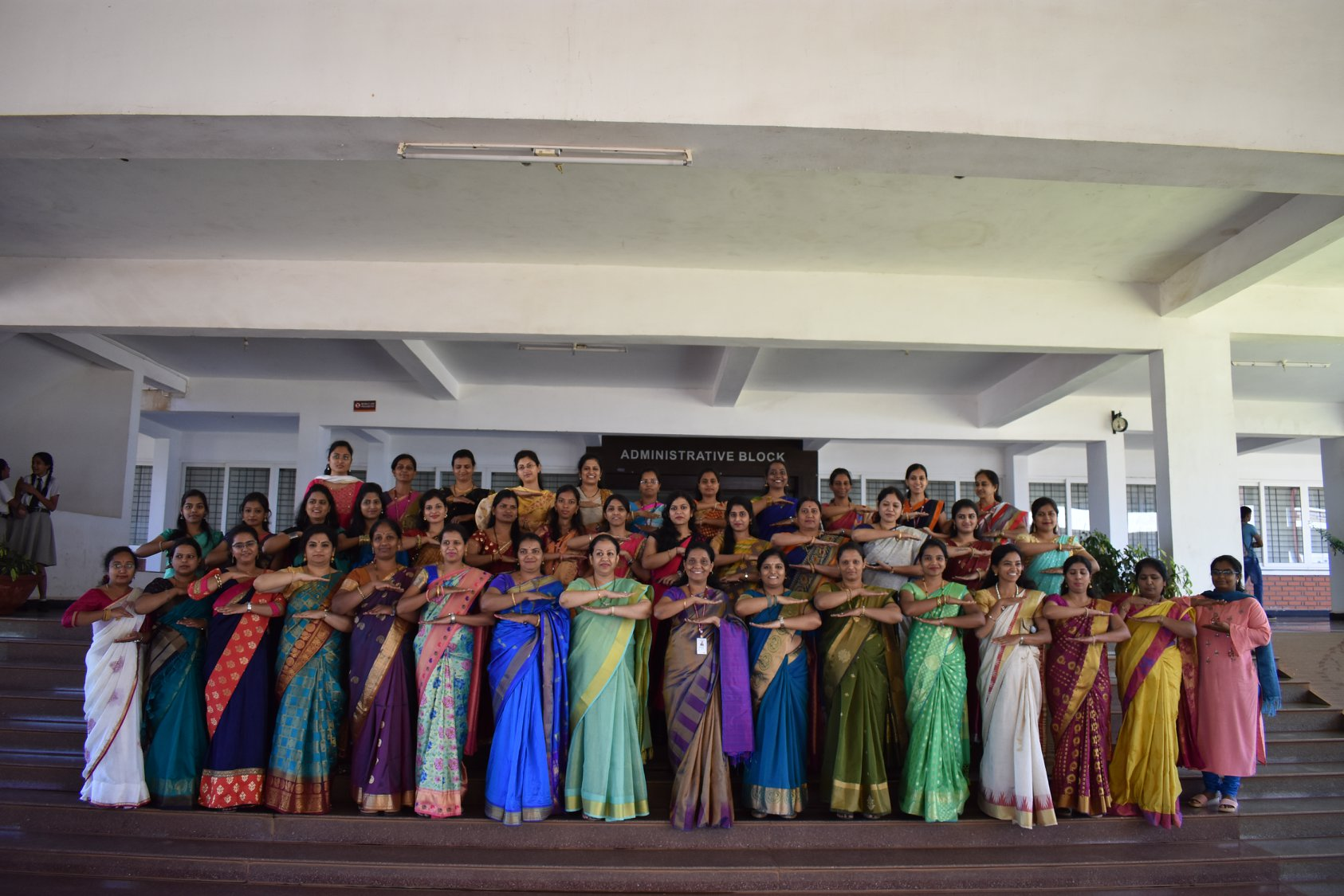 womans day GROUP PIC
