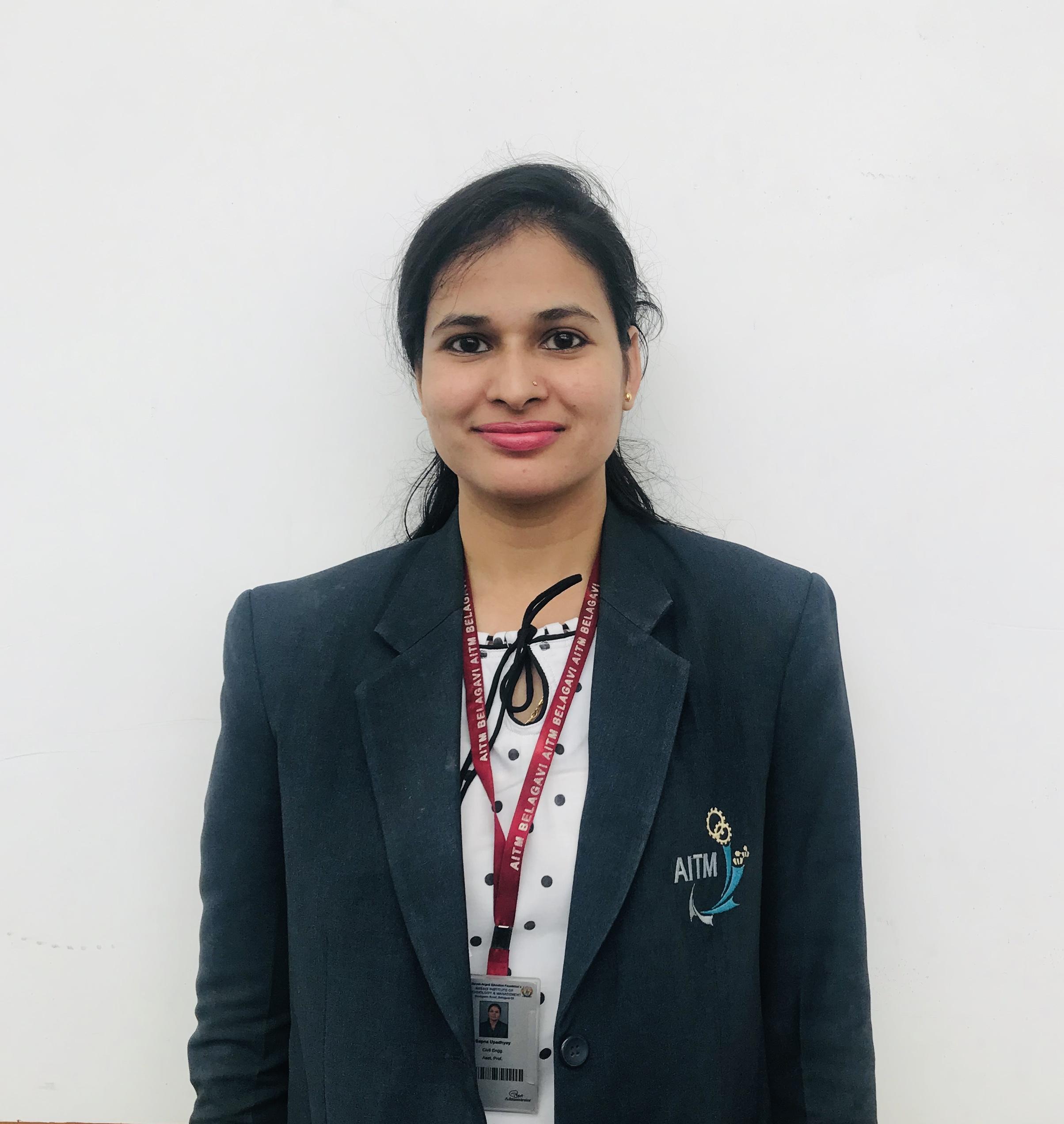 Ms. Sapna Upadhyay